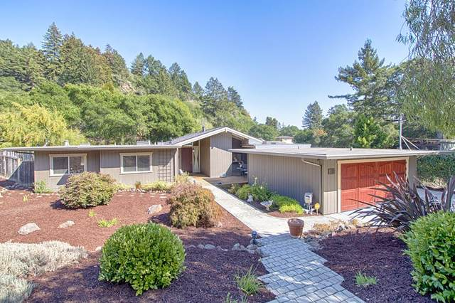 178 Montclair Dr, Santa Cruz, CA 95060 (#ML81865440) :: The Sean Cooper Real Estate Group