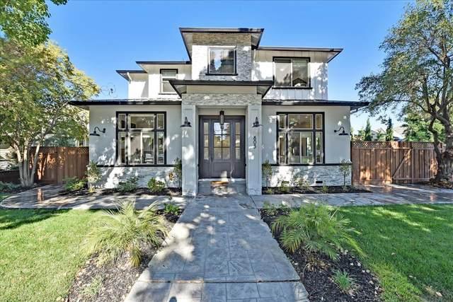 805 Willow Glen Way, San Jose, CA 95125 (#ML81865486) :: The Sean Cooper Real Estate Group