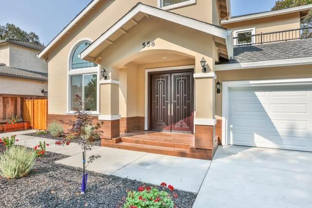 556 Farley St, Mountain View, CA 94043 (#ML81865500) :: Alex Brant
