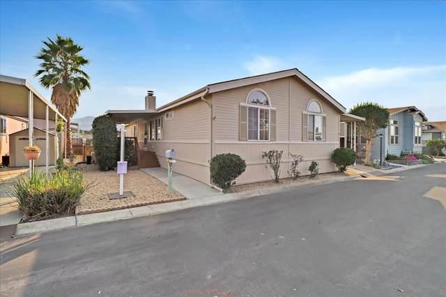 5770 Winfield Blvd 97, San Jose, CA 95123 (#ML81865512) :: Intero Real Estate