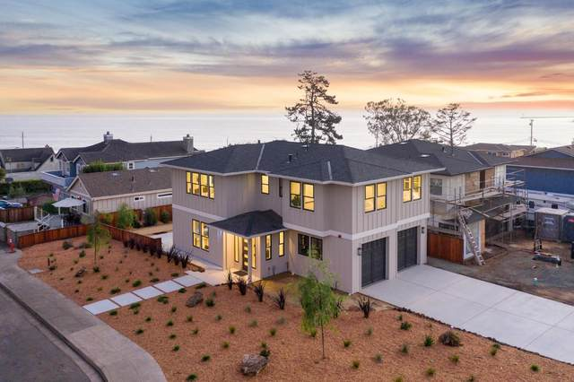 900 The Alameda, El Granada, CA 94018 (#ML81865542) :: The Sean Cooper Real Estate Group