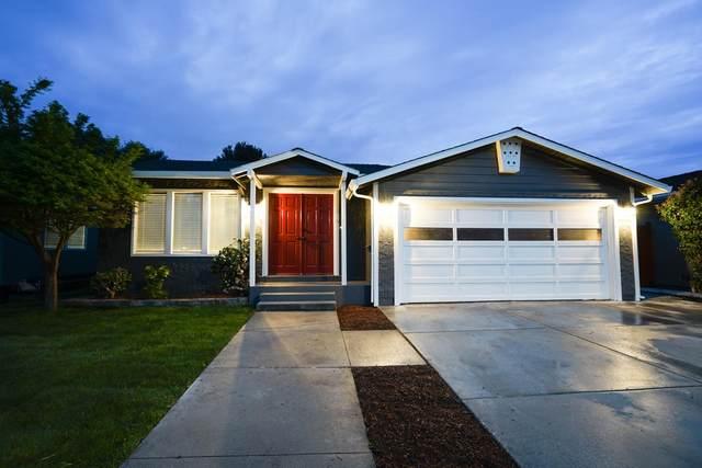 1629 Pecan Ct, Redwood City, CA 94061 (#ML81865601) :: The Sean Cooper Real Estate Group