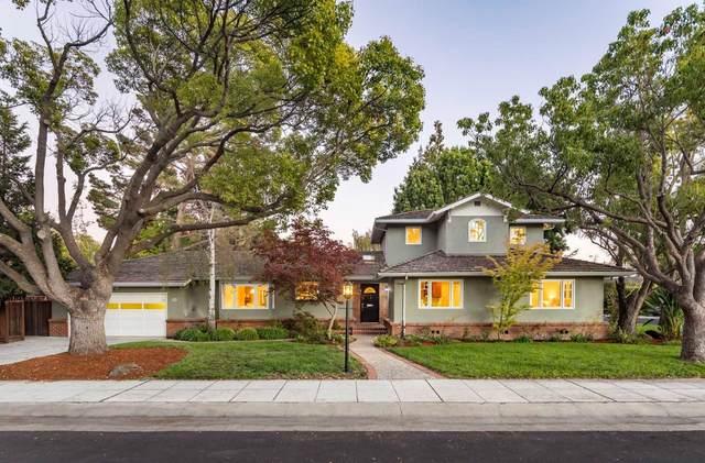 890 Seale Ave, Palo Alto, CA 94303 (#ML81865633) :: The Kulda Real Estate Group