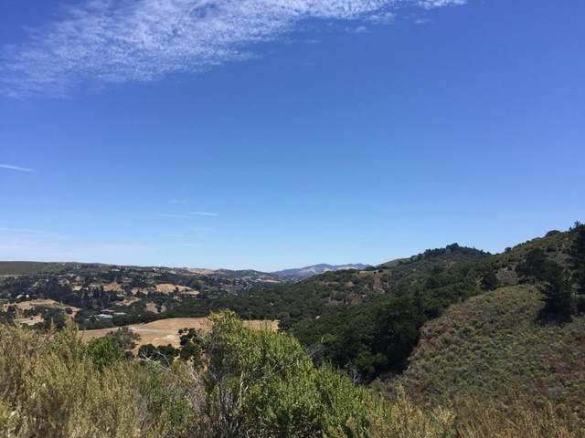 8282 Monterra Ranch Road (Lot 44), Monterey, CA 93940 (#ML81865678) :: The Kulda Real Estate Group