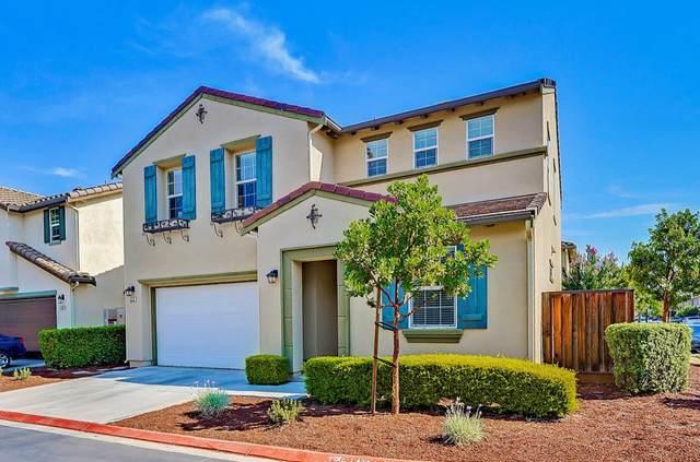 160 Lusitano Way, Gilroy, CA 95020 (#ML81865681) :: The Sean Cooper Real Estate Group