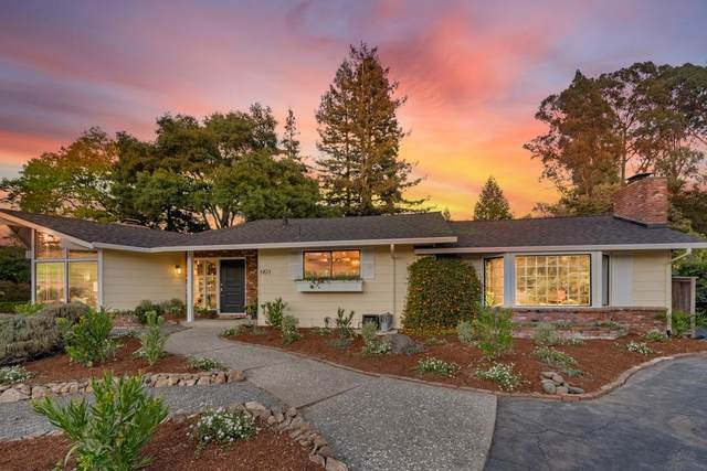1 Hollins Dr, Santa Cruz, CA 95060 (#ML81865696) :: The Sean Cooper Real Estate Group