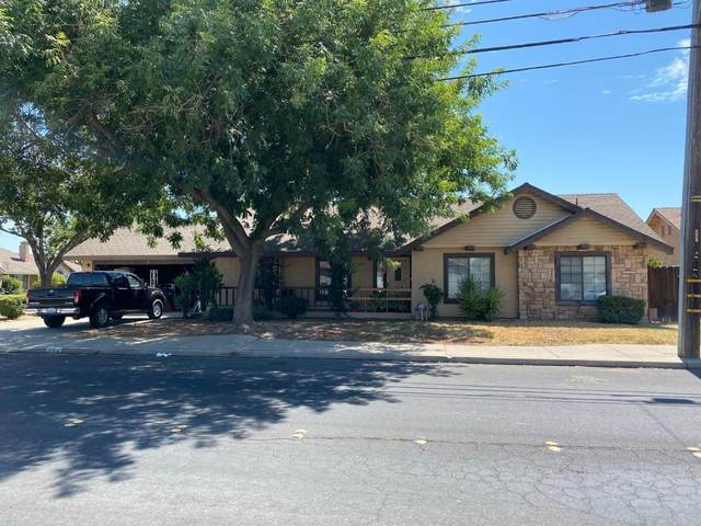204 N Emerald Ave, Modesto, CA 95351 (#ML81865736) :: The Kulda Real Estate Group