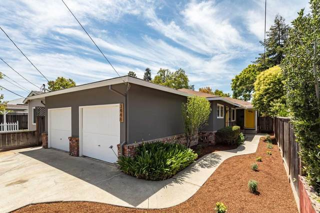 3448 Page St, Redwood City, CA 94063 (#ML81865795) :: The Kulda Real Estate Group
