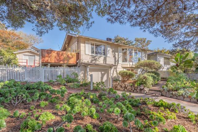 0 Carmelo 5Ne Of Ocean Ave, Carmel, CA 93921 (#ML81865805) :: The Kulda Real Estate Group