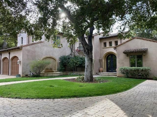 903 Berkeley Ave, Menlo Park, CA 94025 (#ML81865859) :: The Sean Cooper Real Estate Group