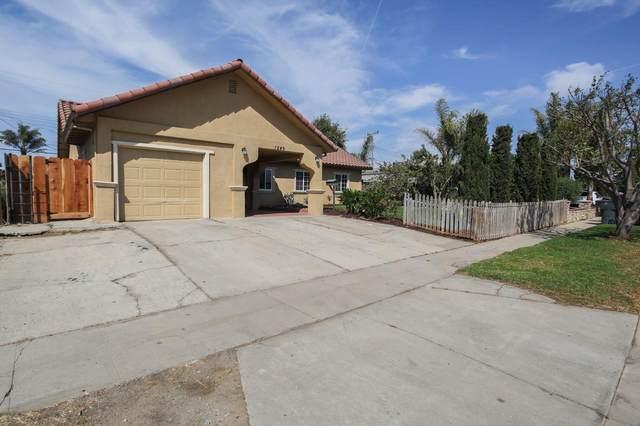 1249 Bolero Ave, Salinas, CA 93906 (#ML81865883) :: The Kulda Real Estate Group