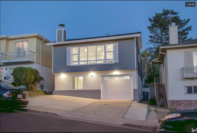 23 Clearview Dr, Daly City, CA 94015 (#ML81865934) :: The Sean Cooper Real Estate Group