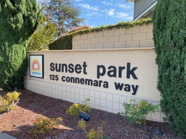 125 Connemara Way 107, Sunnyvale, CA 94087 (#ML81865951) :: The Sean Cooper Real Estate Group