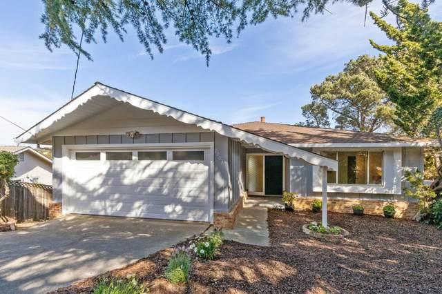 2203 Ewell Rd, Belmont, CA 94002 (#ML81866004) :: The Gilmartin Group