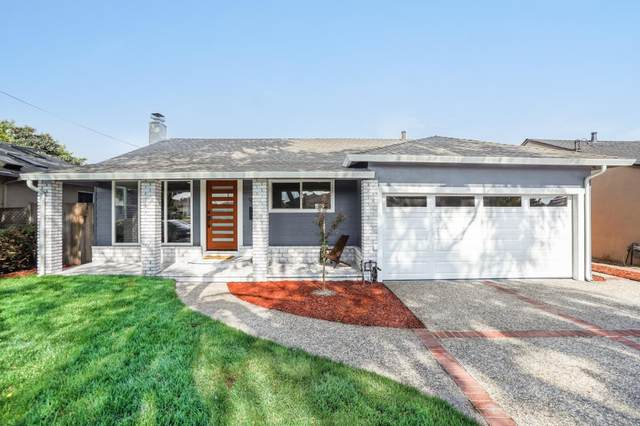 945 Portola Dr, San Leandro, CA 94578 (#ML81866048) :: The Kulda Real Estate Group