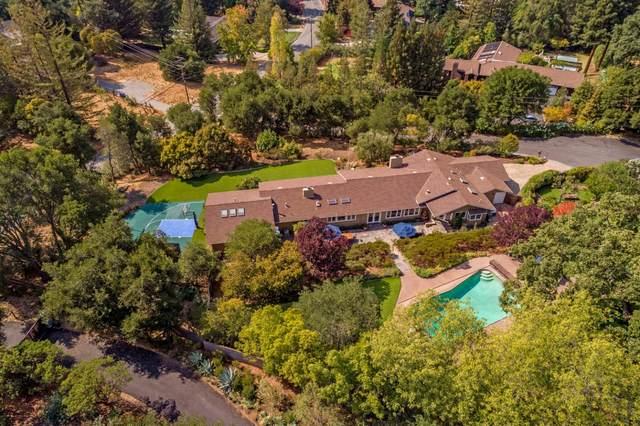 15 Arapahoe Ct, Portola Valley, CA 94028 (#ML81866061) :: The Kulda Real Estate Group