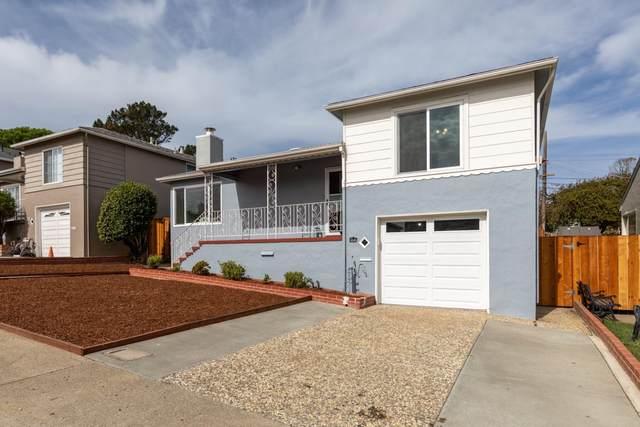 214 Hazelwood Dr, South San Francisco, CA 94080 (#ML81866067) :: The Gilmartin Group