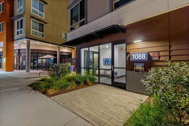 1088 Foster Square Ln 406, Foster City, CA 94404 (#ML81866069) :: The Gilmartin Group