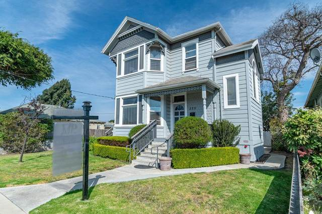 325 California St, Salinas, CA 93901 (#ML81866078) :: The Kulda Real Estate Group