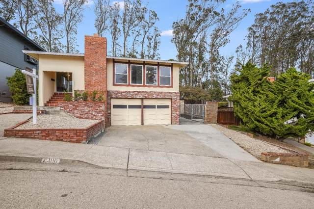 2300 Evergreen Dr, San Bruno, CA 94066 (#ML81866095) :: The Gilmartin Group
