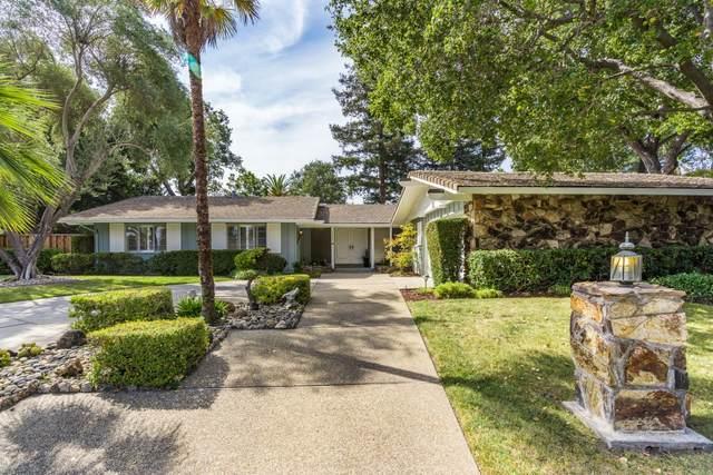 19480 Via Monte Dr, Saratoga, CA 95070 (#ML81866117) :: Intero Real Estate