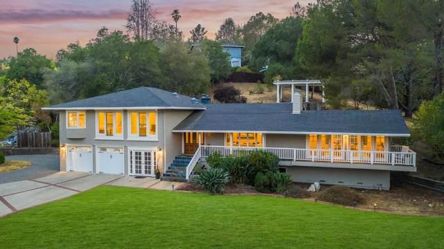 20958 Saraview Ct, Saratoga, CA 95070 (#ML81866134) :: Intero Real Estate
