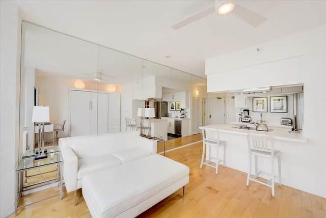 201 Harrison St 501, San Francisco, CA 94105 (#ML81866194) :: The Sean Cooper Real Estate Group