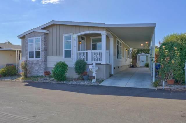 144 Holm Rd 53, Watsonville, CA 95076 (#ML81866200) :: The Kulda Real Estate Group