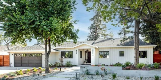 1379 Chelsea Dr, Los Altos, CA 94024 (#ML81866207) :: Intero Real Estate