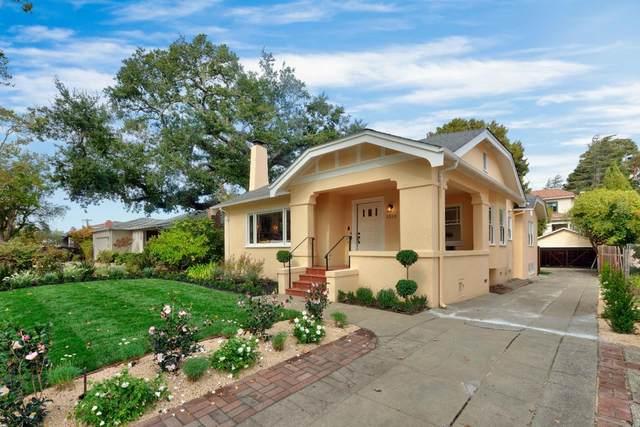 1516 Balboa Ave, Burlingame, CA 94010 (#ML81866238) :: The Gilmartin Group