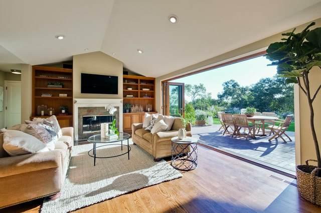 10551 Magdalena Rd, Los Altos Hills, CA 94024 (#ML81866259) :: Intero Real Estate