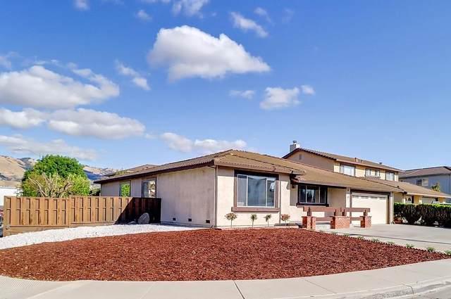 2586 Glen Keller Ct, San Jose, CA 95148 (#ML81866261) :: The Sean Cooper Real Estate Group