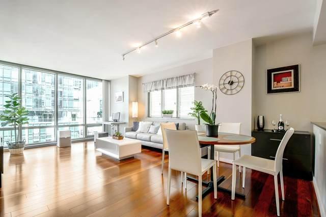 333 1st St N605, San Francisco, CA 94105 (#ML81866279) :: The Sean Cooper Real Estate Group