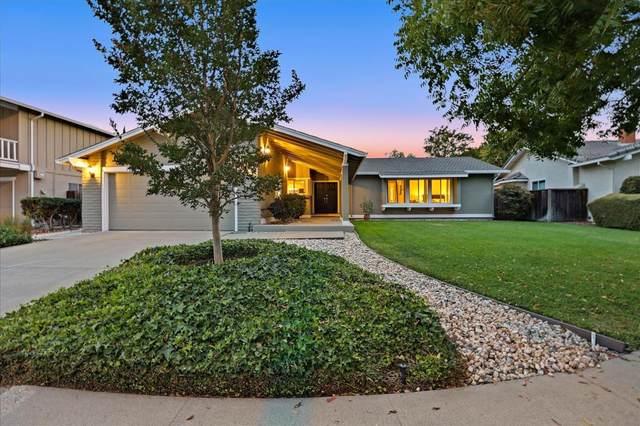 5797 Ponce Ct, San Jose, CA 95120 (#ML81866283) :: Real Estate Experts