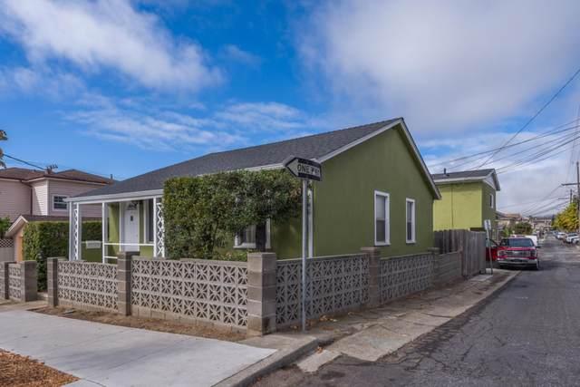 111 Eucalyptus Ave, South San Francisco, CA 94080 (#ML81866286) :: The Gilmartin Group