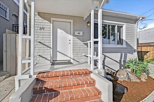 277 San Anselmo Ave, San Bruno, CA 94066 (#ML81866287) :: The Gilmartin Group