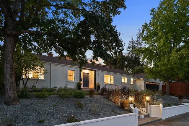 304 Arundel Rd, San Carlos, CA 94070 (#ML81866301) :: The Gilmartin Group