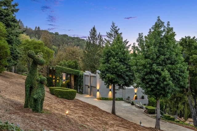 133 Old La Honda Rd, Woodside, CA 94062 (#ML81866312) :: The Kulda Real Estate Group