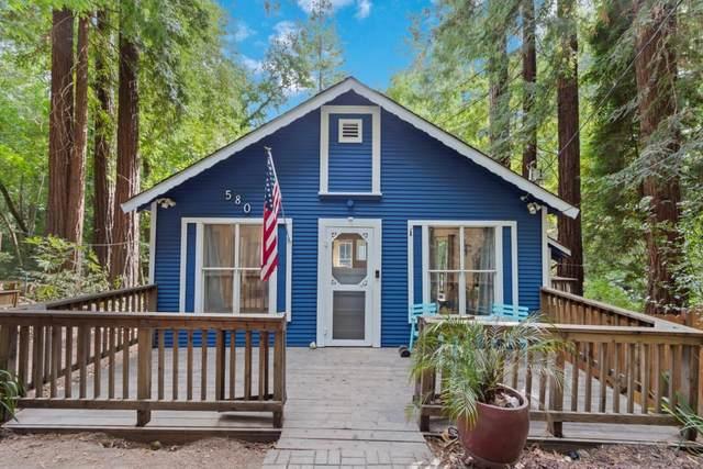 580 River Rd, Boulder Creek, CA 95006 (#ML81866323) :: Paymon Real Estate Group