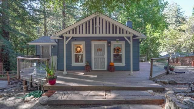 14303 W Park Ave, Boulder Creek, CA 95006 (#ML81866326) :: Paymon Real Estate Group