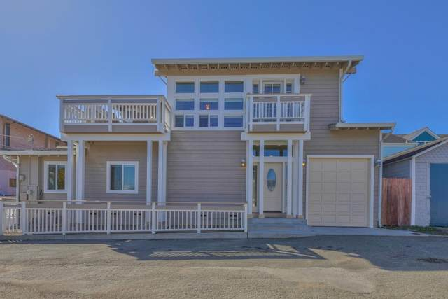 148 10th St, Pacific Grove, CA 93950 (#ML81866327) :: The Kulda Real Estate Group