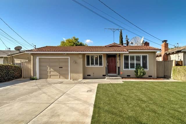 261 Sunnyslope Ave, San Jose, CA 95127 (#ML81866364) :: Paymon Real Estate Group