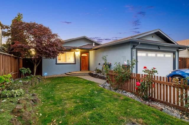 724 Vasques Dr, Half Moon Bay, CA 94019 (#ML81866385) :: The Kulda Real Estate Group