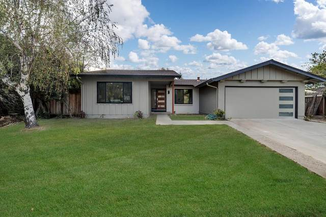 1775 Lamont Ct, Sunnyvale, CA 94087 (#ML81866430) :: The Kulda Real Estate Group