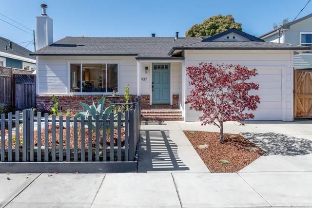 937 Seaside St, Santa Cruz, CA 95060 (#ML81866434) :: The Sean Cooper Real Estate Group