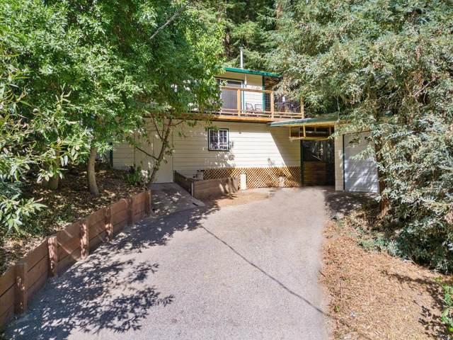 10974 Sequoia Ave, Felton, CA 95018 (#ML81866442) :: Paymon Real Estate Group