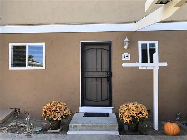 3320 Lochinvar Ave 49, Santa Clara, CA 95051 (#ML81866445) :: Intero Real Estate