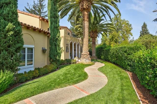 211 Yerba Buena Ave, Los Altos, CA 94022 (#ML81866455) :: The Kulda Real Estate Group