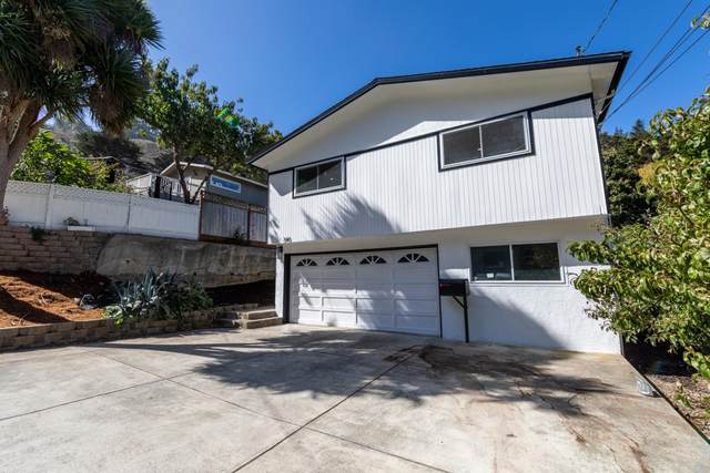 340 Keith Ave, Pacifica, CA 94044 (#ML81866524) :: The Sean Cooper Real Estate Group