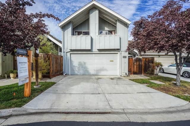 203 Elm Wood Ct, Los Gatos, CA 95032 (#ML81866525) :: Robert Balina | Synergize Realty